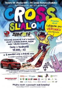 SUPERzávod Cross Slalom